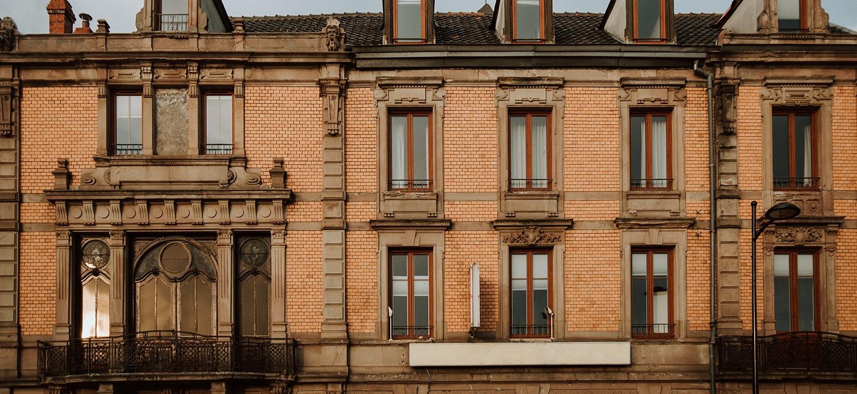 Appartements Colmar
